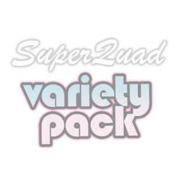 SuperQuad Variety Pack (5 Grams)