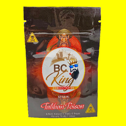 BC Kings Concentrates Shatter - Taliban Poison