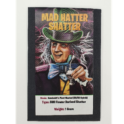 MAD HATTER SHATTER-HUMBOLDT'S MOST WANTED