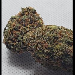 Gruntz 70/30 indica ( kushy ,heavy smoke)
