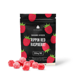 BuudaBomb - RIPPIN RED RASPBERRY (ON SALE)