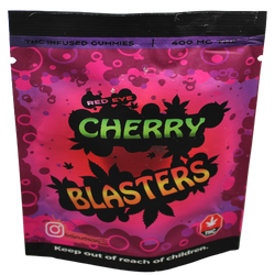 *** CHERRY BLASTERS GUMMIE (400mg) ***