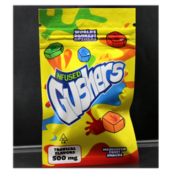 Infused Gushers (500mg)BUY 4 get 1 FREE