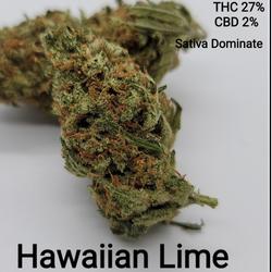 Hawaiian Lime Sativa dominant