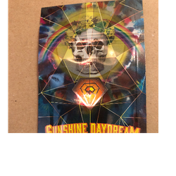 Diamond concentrates Sunshine Daydream Indica shatter