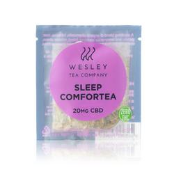 Sleep Comfortea - 20mg CBD - Single Pack