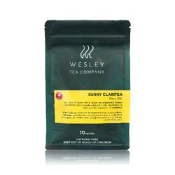 Sunny Claritea - 20mg THC - 10 Pack