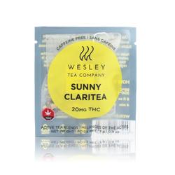 Sunny Claritea - 20mg THC - Single Pack