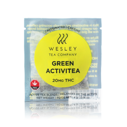 Green Activitea - 20mg THC - Single Pack