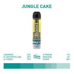 Boost THC Vape Cartridges - Jungle Cake (1g)