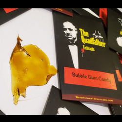 Bubble Gum Candy - 1 Gram of Shatter