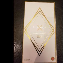 Platium X Cookies and Cream Chocolate bar ? 500mg (indica)