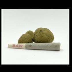 Storm Extracts - Moonrock Pre-Rolls(4 pre rolls per unit)/(free edible on 2 units)