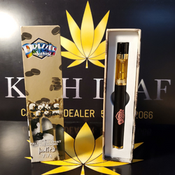 Cookies and Cream 1.1 G Vape Pen by Drizzle Factory