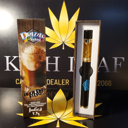 Root Beer 1.1 G Vape Pen by Drizzle Factory