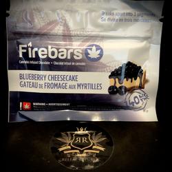 BLUEBERRY CHEESECAKE – FIREBARS – 140MG