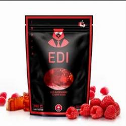 EDI Raspberry Gummy Bears Indica