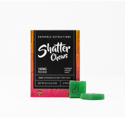 Shatter Chews Sativa 240mg