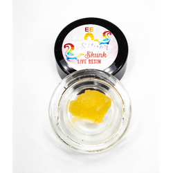 EXCLUSIVE EXTRACTS - Live Resin   Super Silver Skunk (1g)(ON SALE)