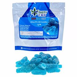 Sour Blue Raspberry (480mg/CBD)