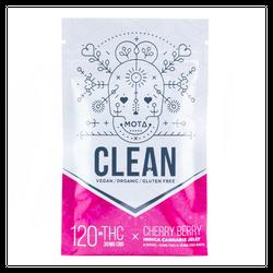 MOTA CLEAN -  Vegan Organic Jelly | Cherry Berry (Indica)