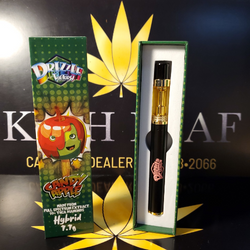 Candy Apple Vape Pen by Drizzle Factory 1.1 G
