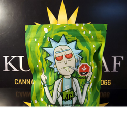 Rick and Morty 14 G Pkg Citrus Glue AAAA