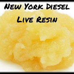 New York Diesel **Live Resin**