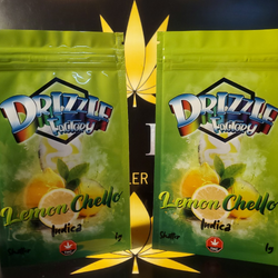 Lemon Chello Shatter by Drizzle Factory