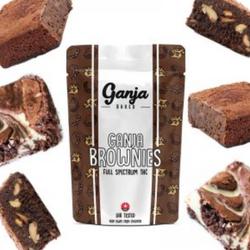 Ganja Fudge Brownie