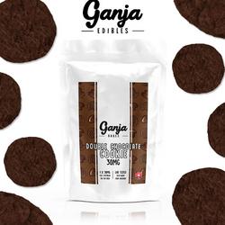 Ganja Double Chocolate Cookie