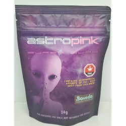 Astro Pink** Hand Selected Craft Cannabis**