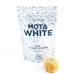 MOTA White Sphere CBD 100mg