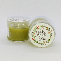 Minty Magic THC Hand Cream