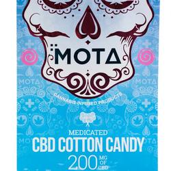 💎CBD Cotton Candy    ◾MOTA◾     ◈200mg
