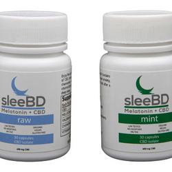 💜 SLEEP AID CBD Capsules    ♦SleeBD♦