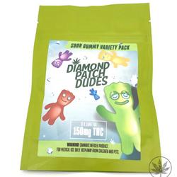 ?????? Diamond Patch DUDES     150mg
