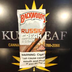 Backwoods Russian Cream 5 Pack
