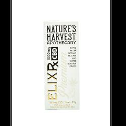 Nature's Harvest CBD Elixir 1000mg