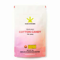 Cotton Candy - 150mg