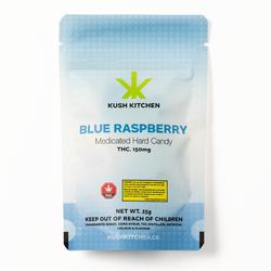 Blue Raspberry Hard Candy - 150mg