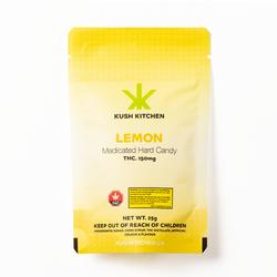 Lemon Hard Candy - 150mg