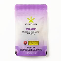 Grape Hard Candy - 150mg