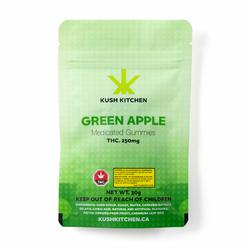 Green Apple XL Gummy Bear - 250mg