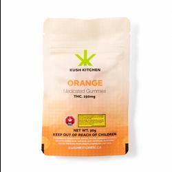 Orange XL Gummy Bear - 250mg