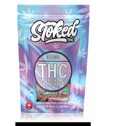 480mg juicy watermelon slices (By Stoked THC) $20 Each or 4for $55