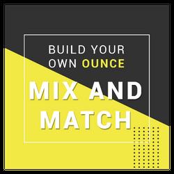 """""""""""""""Mix & Match Oz"""""""""""""""