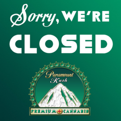 Closed Today📢📢 - RE-OPENING THURSDAY with NEW Name,  NEW Strains, NEW DEALS!!