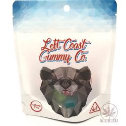 🌳Left Coast Gummy Co.    ◈125mg