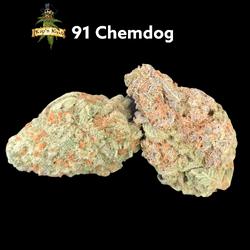 91 Chemdog AAAA 29% THC - Og Price $277 - Sale off 35%